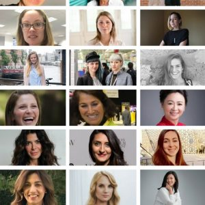 Top 100 Women in Wearable and Consumer Tech - Infi Tex Blog